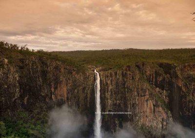 Wallaman Falls Dusk